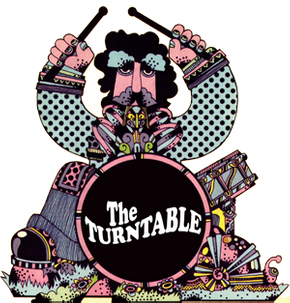 The Turntable drummer