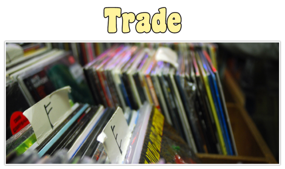 Trade | Alphabetized records